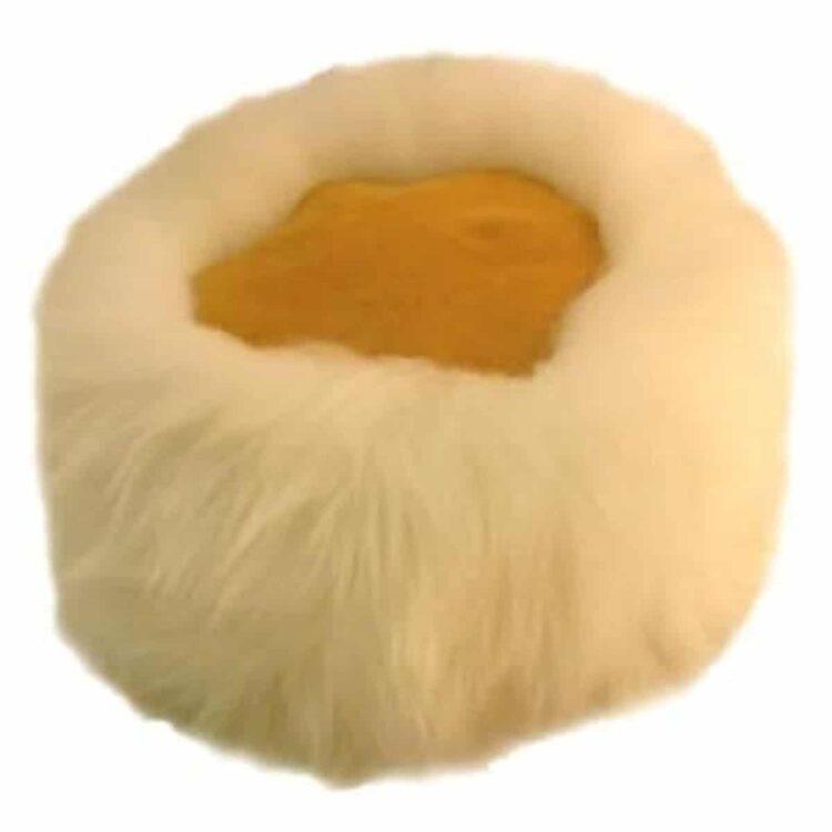100% Sheepskin Cossack 'Snow Queen' Hat