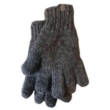 100% Wool fleece lined Gloves