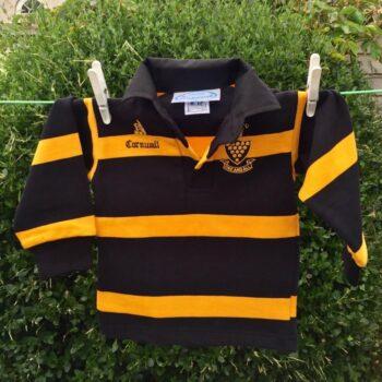 Children's Cornish Rugby Shirt