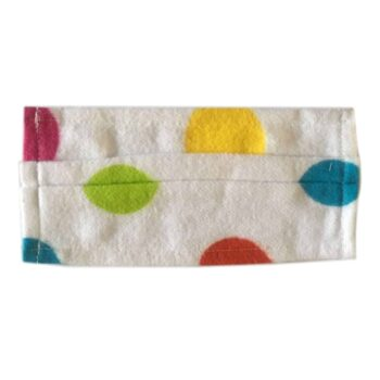 Child's Spotty Face Cover