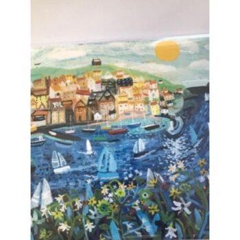 Colourful St. Ives - Any Occasion Card