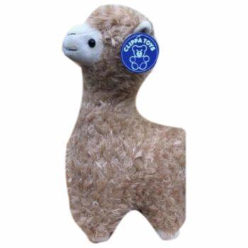 Cuddly Alpaca