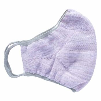 Diolen Hygienic Seamless Face Cover - Smokey Pink