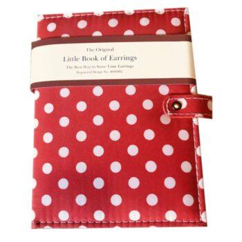 Earrings Storage Book Case