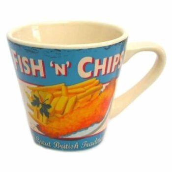Fish 'n' Chips Mug