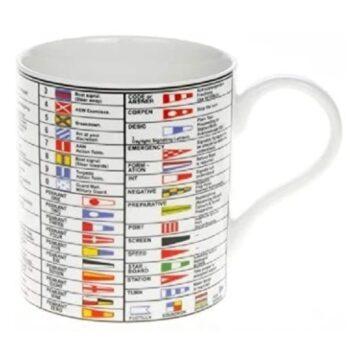 Flags & Pennants Fine china Mug