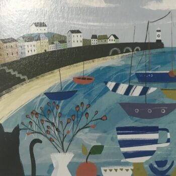 St. Ives Harbour – Any Occasion Card