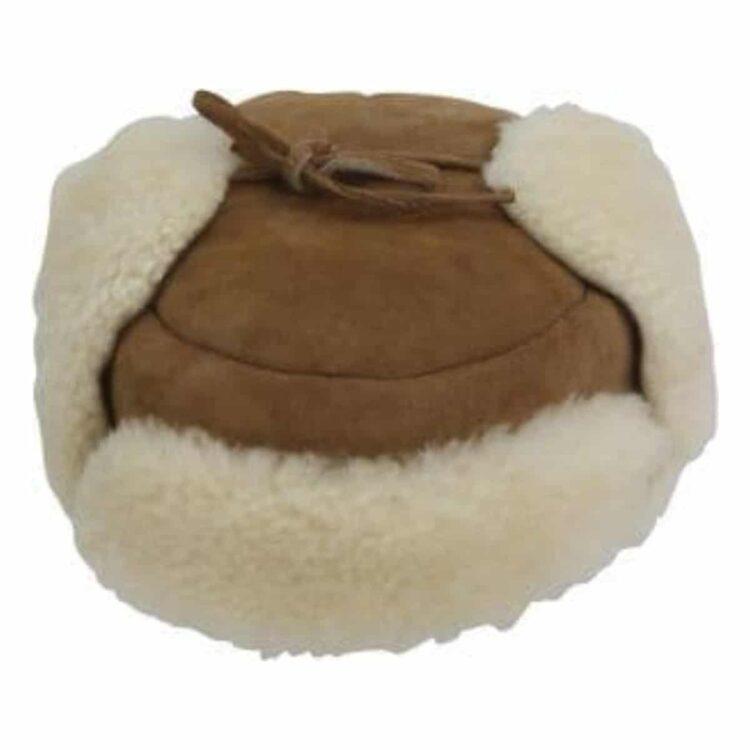 Luxury Sheepskin Trapper Hat