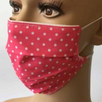 Made in Cornwall - Dotty Pink