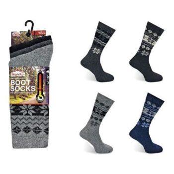 Men's Prohike Wool Blend Boot Socks