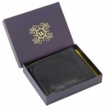 Men's Woodbridge Leather Wallet