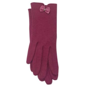 Occasion Gloves - Deep Pink
