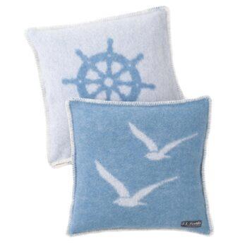 Sea Wool Cushion