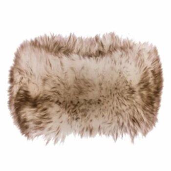 Sheepskin Luxury Ladies Snow Queen Headband