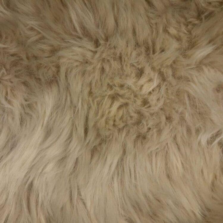 Sheepskin Rug - Light Beige