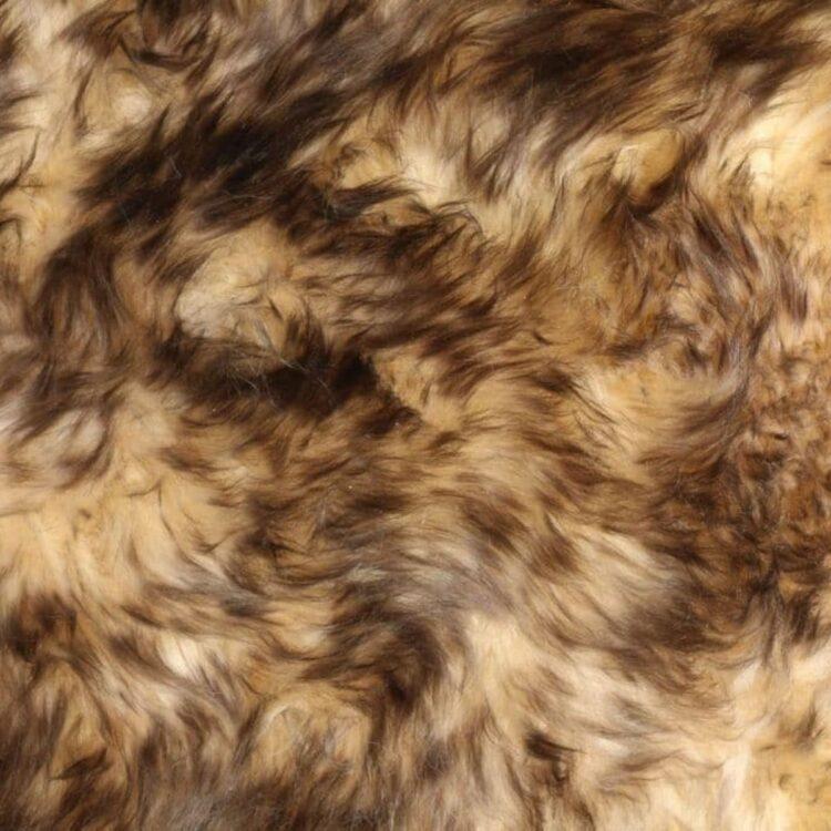 Sheepskin Rug - Light Red Fox