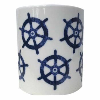 Ships Wheel Mug