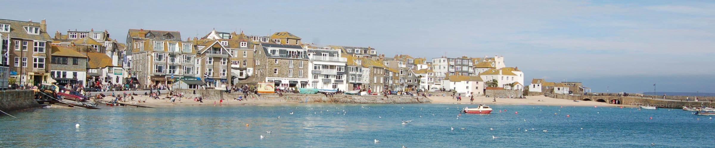 St Ives Harbour-min
