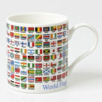 World Flags China Mug