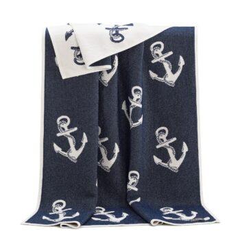 Anchor Cotton Blanket